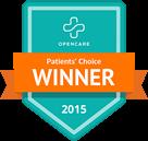 PCA 2015 digital award
